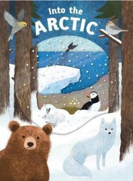 Into the Arctic : Look Closer - фото книги