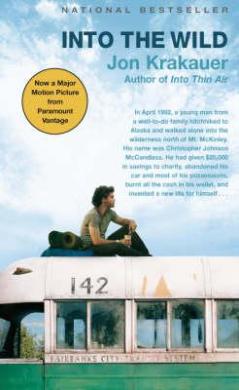 Into the Wild - фото книги
