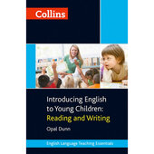 Introducing English to Young Children: Reading and Writing - фото обкладинки книги
