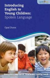 Introducing English to Young Children: Spoken Language - фото обкладинки книги