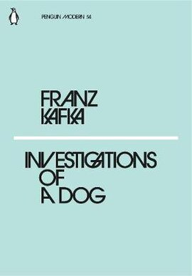 Книга Investigations of a Dog