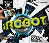 iRobot - фото обкладинки книги