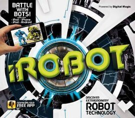iRobot - фото книги