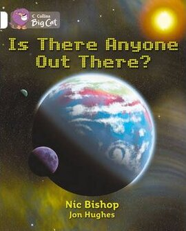 Is There Anyone Out There? Workbook - фото книги