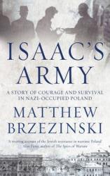 Isaac's Army - фото обкладинки книги