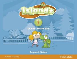 Islands 1 Class Audio CD (аудіодиск) - фото книги