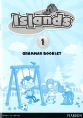 Islands 1 Grammar Booklet (буклет) - фото обкладинки книги