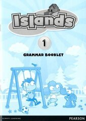 Islands 1 Grammar Booklet (буклет) - фото обкладинки книги
