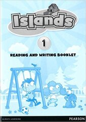 Islands 1 Reading and writing booklet (буклет) - фото обкладинки книги