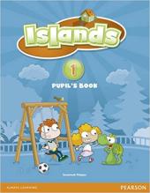 Islands 1 Student Book + pin code (підручник) - фото обкладинки книги