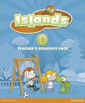 Islands 1 Teacher's Book big pack + CD (книга вчителя) - фото обкладинки книги