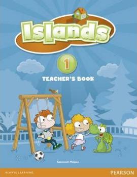 Islands 1 Teacher's Book + test (книга вчителя) - фото книги