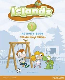 Islands 1 Workbook handwriting +pin code (робочий зошит) - фото книги