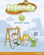 Islands 1 Workbook + pin code (робочий зошит) - фото обкладинки книги