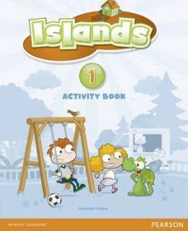 Islands 1 Workbook + pin code (робочий зошит) - фото книги