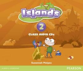 Islands 2 Class Audio CD (аудіодиск) - фото книги