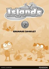 Islands 2 Grammar Booklet (буклет) - фото обкладинки книги