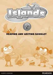 Islands 2 Reading and writing booklet (буклет) - фото обкладинки книги