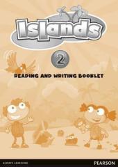 Islands 2 Reading and writing booklet (буклет) - фото обкладинки книги