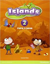 Islands 2 Student Book + pin code (підручник) - фото обкладинки книги