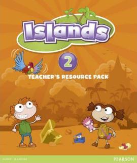 Islands 2 Teacher's Book big pack + CD (книга вчителя) - фото книги