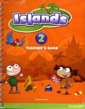 Islands 2 Teacher's Book + test (книга вчителя) - фото обкладинки книги