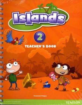 Islands 2 Teacher's Book + test (книга вчителя) - фото книги