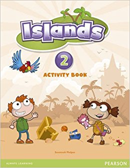 Islands 2  Workbook + pin code - фото книги
