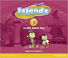 Islands 3 Class Audio CD (аудіодиск) - фото книги