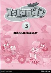 Islands 3 Grammar Booklet (буклет) - фото обкладинки книги