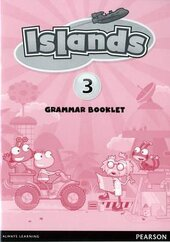 Islands 3 Grammar Booklet (буклет) - фото обкладинки книги
