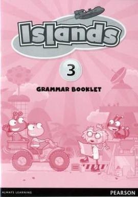 Islands 3 Grammar Booklet (буклет) - фото книги
