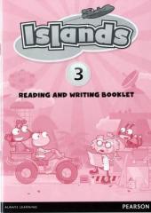 Islands 3 Reading and writing booklet (буклет) - фото обкладинки книги