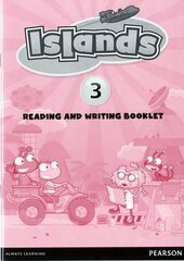 Islands 3 Reading and writing booklet (буклет) - фото обкладинки книги