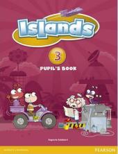 Islands 3 Student Book + pin code (підручник) - фото обкладинки книги