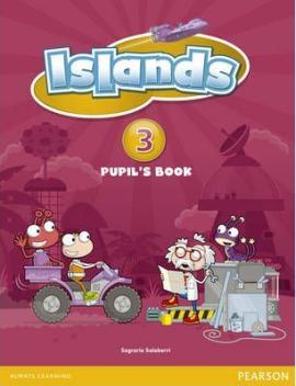 Islands 3 Student Book + pin code (підручник) - фото книги