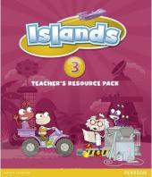 Islands 3 Teacher's Book big pack + CD (книга вчителя) - фото обкладинки книги