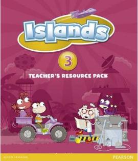 Islands 3 Teacher's Book big pack + CD (книга вчителя) - фото книги
