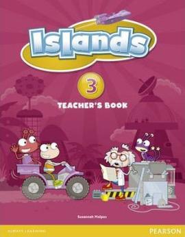 Islands 3 Teacher's Book + test (книга вчителя) - фото книги