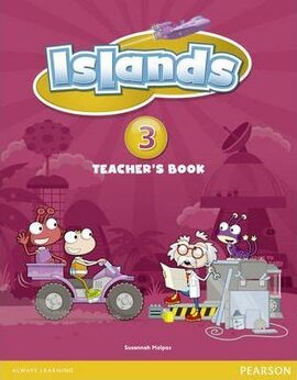 Islands 3 Teacher's Book + test (книга вчителя) - фото книги