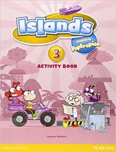 Islands 3  Workbook + pin code - фото обкладинки книги