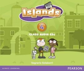 Islands 4 Class Audio CD (аудіодиск) - фото книги