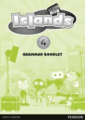 Islands 4 Grammar Booklet (буклет) - фото обкладинки книги