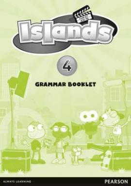 Islands 4 Grammar Booklet (буклет) - фото книги