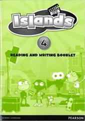 Islands 4 Reading and writing booklet (буклет) - фото обкладинки книги