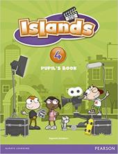 Islands 4 Student Book + pin code (підручник) - фото обкладинки книги