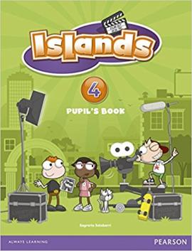 Islands 4 Student Book + pin code (підручник) - фото книги