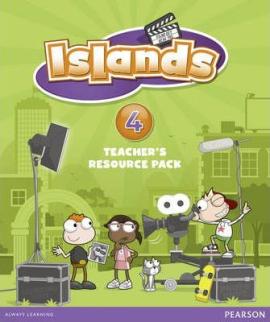 Islands 4 Teacher's Book big pack + CD (книга вчителя) - фото книги