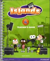 Islands 4 Teacher's Book + test (книга вчителя) - фото обкладинки книги