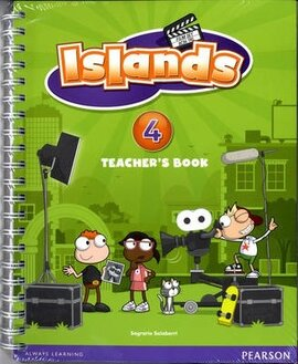 Islands 4 Teacher's Book + test (книга вчителя) - фото книги